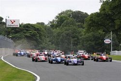 Josh Webster Leads Oulton Park