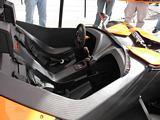KTM X Bow Cockpit