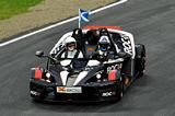 KTM X Bow at Race Of Champions