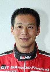 LFA test driver and professional racer Akira Iida