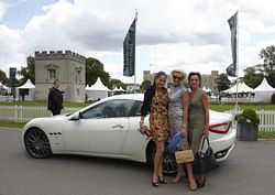 Ladies at Salon Prive