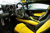 Lamborghini Aventador LP-720-4 50 Anniversario Interior