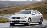 Lexus GS460 Front Side