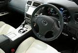 Lexus IS F Interior