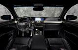 Lexus LS460 F Sport Interior