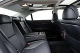 Lexus LS600h Rear Seats