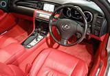 Lexus SC430 Interior