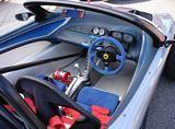 Lotus 340R interior