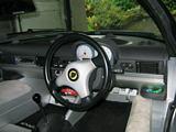 Lotus Exige S1 Interior