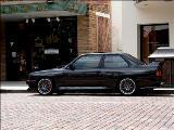 M3 E30 Black