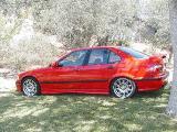 M3 E36 Red