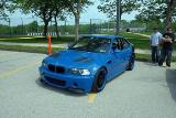 M3 E46 Light Blue Modified