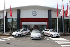 MG Motor UK in nationwide charity drive