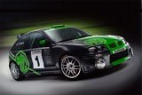 MG ZR EX258 Rally Car