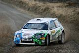 2004-2006 MG ZR Rally Car