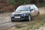 MG ZR Rally