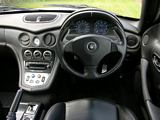 Maserati GranSport Interior