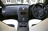 Maserati Quattroporte Centurion Special Series Dash