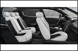Maserati Quattroporte Centurion Special Series Interior