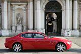 Maserati Quattroporte GT