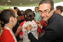 Matteo Torre Regional Manager Ferrari North Europe