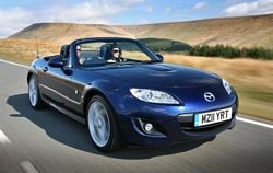 Mazda MX5 JD Power