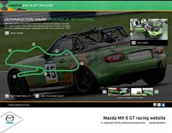 MX5 GT Racing