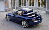 Mazda MX5 Roadster Coupe