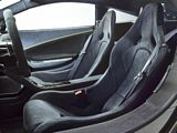 McLaren 650S Coupe Interior