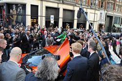 McLaren Retail Network London