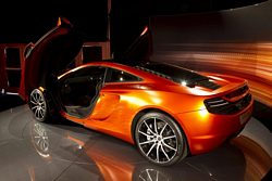 McLaren Special Operations bespoke services for McLaren Sports Car Owners