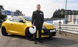 Megane Renaultsport 265 Trophy Nurburgring