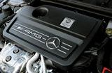 Mercedes A45 AMG Engine