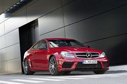 Mercedes Benz C 63 AMG Coupe Black Series