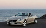 Mercedes Benz SLK Roadster