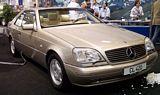 Mercedes CL 420