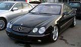 Mercedes CL Front