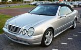 Mercedes CLK Convertible A208