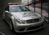 Mercedes CLK Safety Car