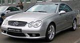 Mercedes CLK55