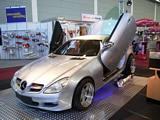 Mercedes SLK Show Car