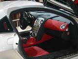 Mercedes SLR Mclaren Interior