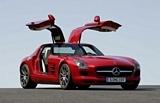 Mercedes SLS AMG Doors
