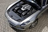 Mercedes SLS AMG Engine