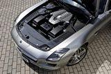 Mercedes SLS AMG Engine