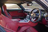Mercedes SLS AMG Interior