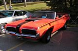 Mercury Cougar Convertible