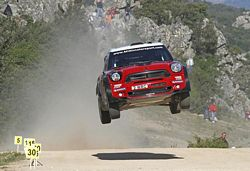 Mini Countryman safest car ever to enter the WRC