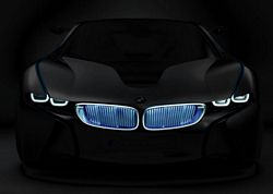 Mission Impossible Ghost Protocol BMW