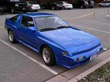 Mitsubishi Starion Turbo Wide Body